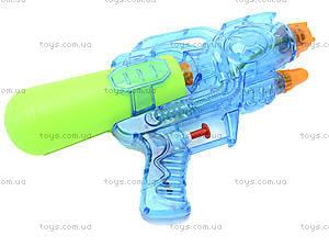 Пистолет игрушечный водяной, детский, 88006, фото