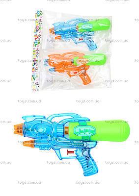 Пистолет игрушечный водяной, детский, 88006