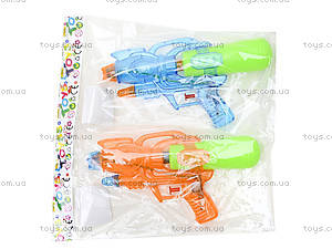 Пистолет игрушечный водяной, детский, 88006, отзывы
