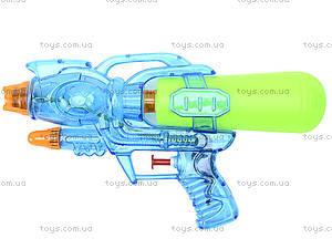 Пистолет игрушечный водяной, детский, 88006, цена