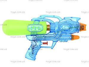 Пистолет игрушечный водяной, детский, 88006, игрушки