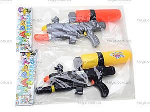 Пистолет водяной, игрушечный, 839, фото