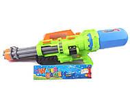 Водный пистолет с насосом (2823-32), 2823-32, купить