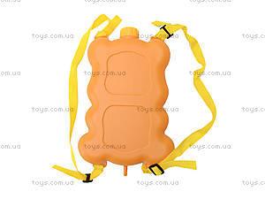 Водный пистолет с рюкзаком «Тигренок», 988-10, фото
