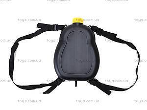 Водный пистолет с рюкзаком «Божья коровка», 988-9, фото
