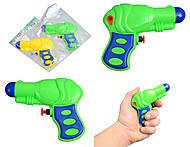 Пластмассовая игрушка - пистолет, 3017, купить