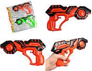 Игрушечный пистолетик для воды, 4516