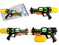 Водный пистолет в пакете, HQ89000, фото