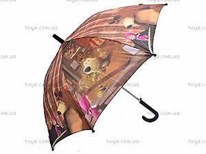 Водоотталкивающий зонтик «Маша и Медведь», 10215-20