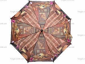 Водоотталкивающий зонтик «Маша и Медведь», 10215-20, детские игрушки