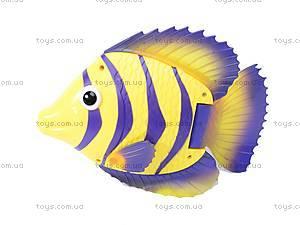 Водоплавающая игрушка «Рыбка», 3309A, фото