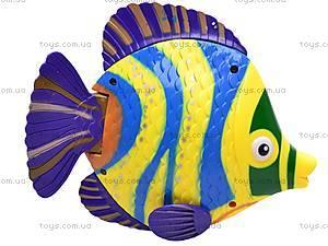 Водоплавающая рыбка Funny Swimers, 3303D, фото