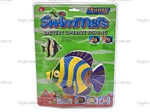 Водоплавающая рыбка Funny Swimers, 3303D, цена
