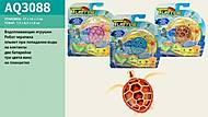 Водоплавающая игрушка «Черепашка», AQ3088, отзывы