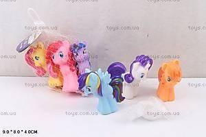Водоплавающие пищалки «My Little Pony», SM5010