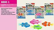 Водоплавающие игрушки для малышей , 8888-1, фото