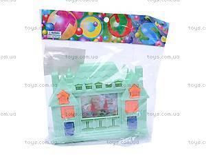 Водяная игрушка «Домик», 0028А, цена