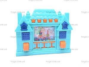 Водяная игрушка «Домик», 0028А