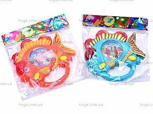 Водяная игрушка «Рыбка», 028Т, фото