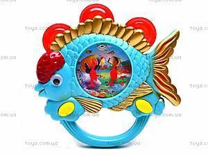 Водяная игрушка «Рыбка», 028Т
