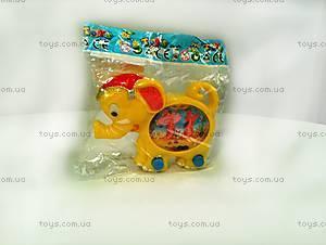 Водяная игрушка в виде слоника, 689A-13A