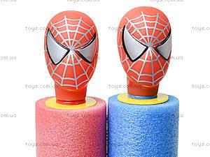 Водяная пушка из поролона Spiderman, 35530DT, детские игрушки