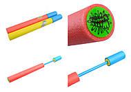 Поролоновая водяная пушка для веселой игры , 8400F