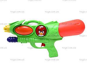 Водяное оружие с накачкой Angry birds, 2212-2, купить