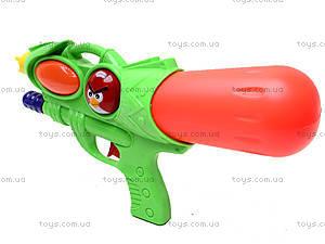 Водяное оружие с накачкой Angry birds, 2212-2, цена