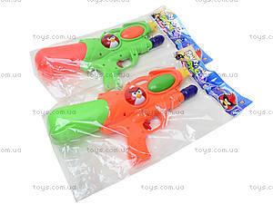 Водяное оружие с накачкой Angry birds, 2212-2