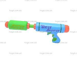Водяное оружие, со сменной колбой, 3392B, фото