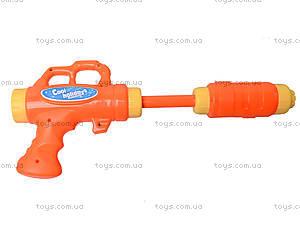 Водяное оружие с рюкзаком для воды Sponge Bob, 3500D-2, фото
