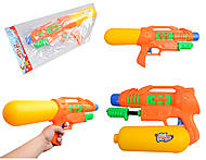 Водяное оружие «Мегабластер» с накачкой, WG-13, отзывы