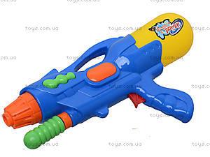 Детское водяное оружие с накачкой «Бластер», 1305, фото