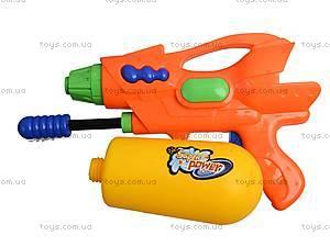 Детское водяное оружие с накачкой «Бластер», 1305, toys