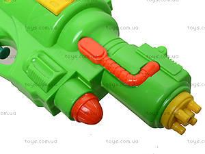 Водяное оружие Play Smart «Водный бластер», 1126, игрушки