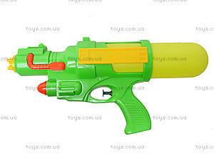 Водяное оружие Play Smart «Водный бластер», 1126, детские игрушки
