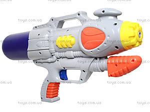 Большой водяной пистолет с подкачкой, 1009A, фото