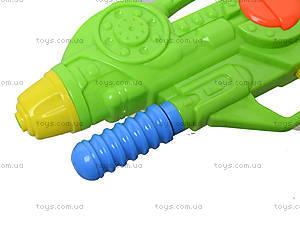 Водяной бластер с накачкой, A986, игрушки