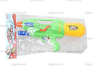 Водяное оружие с подкачкой, WG-6, отзывы