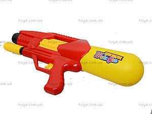 Водяное оружие с накачкой, 40 см, 6608, купить