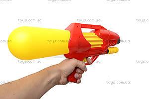 Водяное оружие с накачкой, 40 см, 6608, отзывы