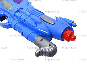Детское водяное оружие PLAY SMART, с накачкой, 1132, фото