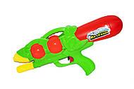 Водяное оружие «Flame Dragon» с накачкой (зеленое), 9910, toys.com.ua