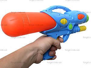 Водяное оружие с накачкой Water Soldier, K28, детские игрушки