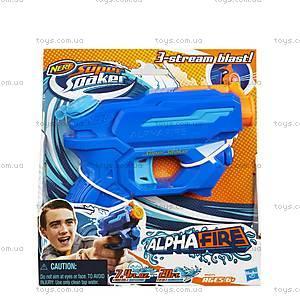 Водяной бластер Super Soaker Alpha Fire, A5625, купить