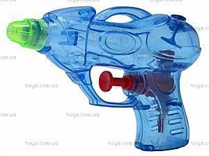 Водяной детский пистолетик, 6330, фото