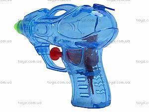 Водяной детский пистолетик, 6330, игрушки