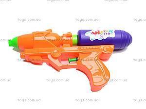 Водяной игрушечный пистолет, детский, 305-1A, фото