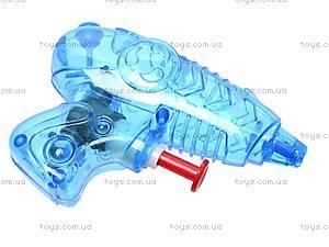 Водяной игрушечный пистолетик, детский, 590, фото